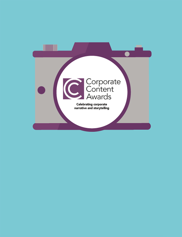 2018 Corporate Content Awards winners book